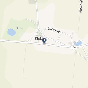 Gabinet Stomatologiczny w Klukach-M.Stolarczyk-Kamińska na mapie