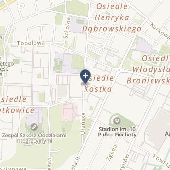 Gabinet Ortodontyczny Jadwiga Pękala - Śliziuk na mapie