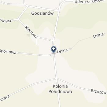 NZOZ Lekarzy Rodzinnych L.Korzon, J.Kuryłek, B. Onisk-Strąk na mapie