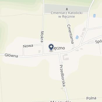 NZOZ Sul-Med Tomasz Klimczyk na mapie