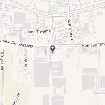 Piotrkowskie Centrum Zdrowia na mapie