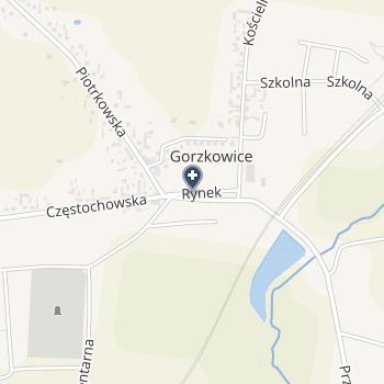 NZOZ Prima-Dent Marzena Kabzińska na mapie