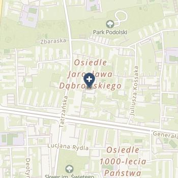 NZOZ Sanmed na mapie