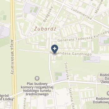"""ZOZ Poradnia Stomatologiczna """"Dental-Service"""" na mapie"""