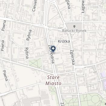 Centrum Medyczne Medycyna Grabieniec na mapie