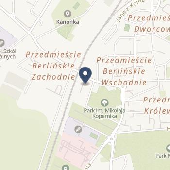 """Centrum Rehabilitacji """"Medical"""" na mapie"""