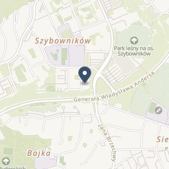 Przychodnia Tatrzańska na mapie