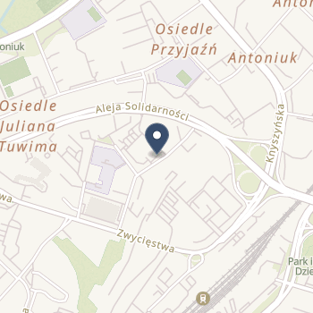 Centrum Medyczne Hansa na mapie