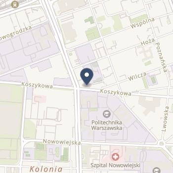 NZOZ Medyczne Centra Diagnostyczne Voxel w Warszawie na mapie