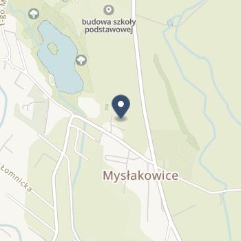 SPZOZ Ośrodek Zdrowia w Mysłakowicach na mapie