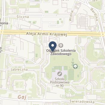 Gabinet Stomatologiczny Monika Ondreka na mapie