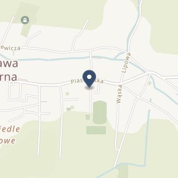 ISPL - Marta Terlecka na mapie