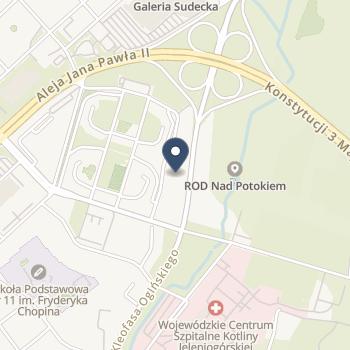 ISPL Iwona Giniowiec na mapie
