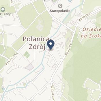 ISPL Lekarz Okulista Genowefa Parkosz na mapie