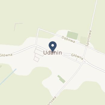 Usługi Pielęgniarskie Grażyna Waścińska na mapie