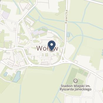 Manamedica Centrum Medyczne Przychodnie Lekarskie na mapie