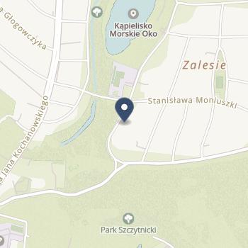 Wrocławskie Centrum Rehabilitacji i Medycyny Sportowej na mapie