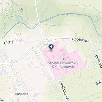 Nowoczesne Centrum Medyczne Okoklinik na mapie
