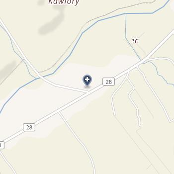 NZOZ Ośrodek Zdrowia Szymbark na mapie