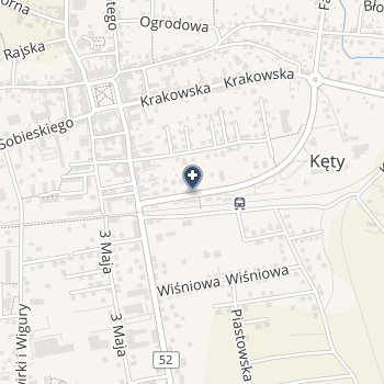 Gabinet Logopedyczny Milena Błasiak na mapie