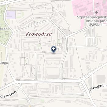 Krakowski Zespół Zdrowia Psychicznego Medinorm na mapie