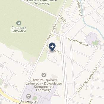 Centrum Medycyny Profilaktycznej na mapie