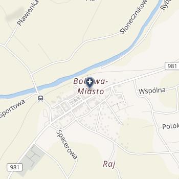 NZOZ Bomed na mapie