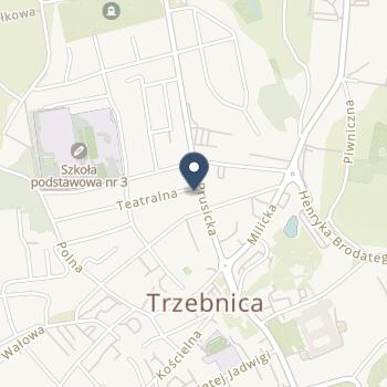 Bering Centrum Usług Stomatognatycznych Rafał Marek na mapie