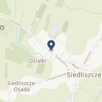 Nepubliczny ZOZ Medica Poland na mapie