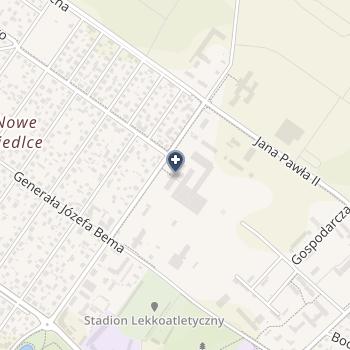 Mazowiecki Szpital Wojewódzki w Siedlcach na mapie