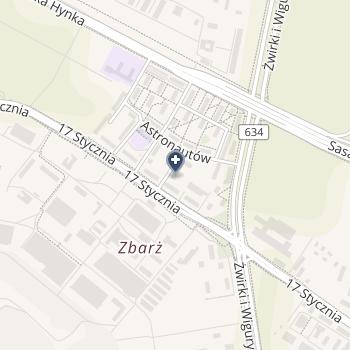 ZOZ Warszawa Bemowo-Włochy na mapie