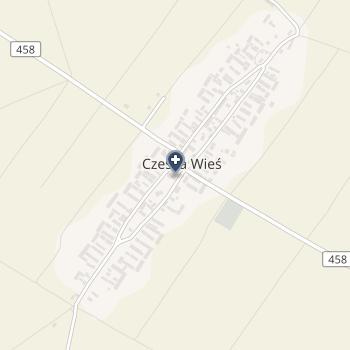 ISP Pielęgniarska Zofia Sidorowicz na mapie