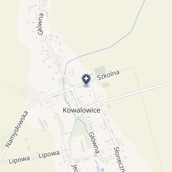 Poradnia Stomatologiczna Olident Adriana Włodarczyk na mapie