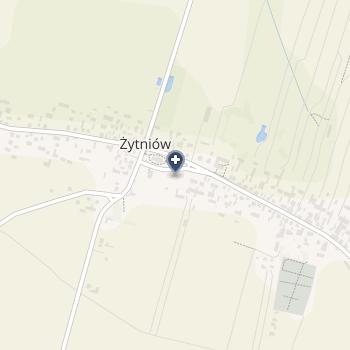 IPP Ksawera Łęgosz na mapie