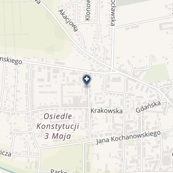 Łukasz Broszko Dr Kangur na mapie