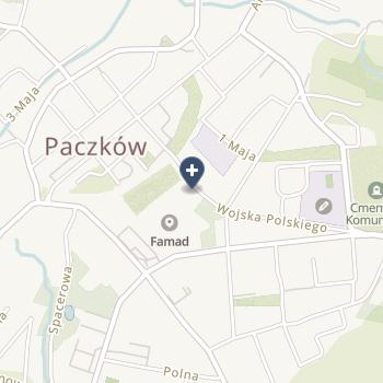 Prywatny Gabinet Stomatologiczny - Iwona Bąk na mapie