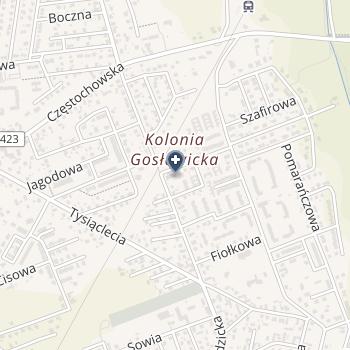Gabinet Stomatologiczny Cyprian Kokowski na mapie