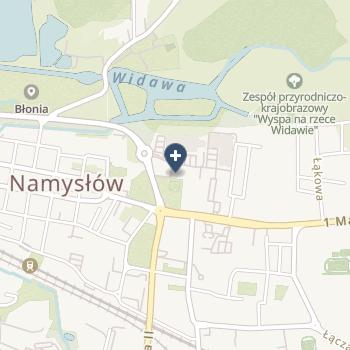 NZOZ Ośrodek Rehabilitacji Marek Grodzki na mapie