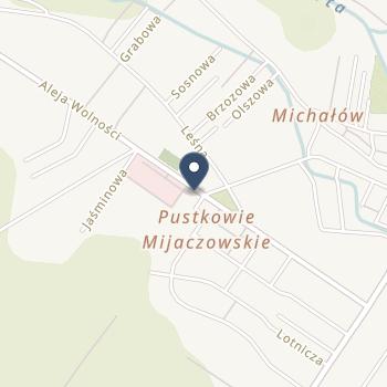 SPZOZ na mapie