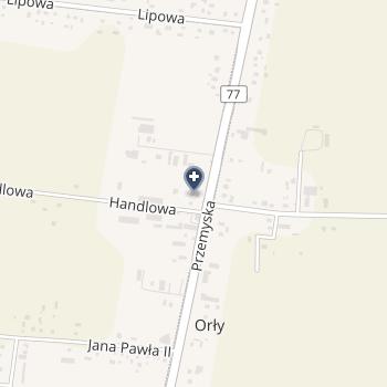 Gabinet Dentystyczny Adam Wajda na mapie