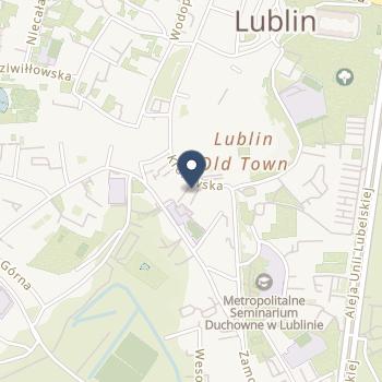 Centrum Medyczne Luxmed na mapie