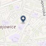 """NZOZ Centrum Usług Medycznych """"Proximum"""" na mapie"""