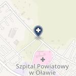 Zespół Opieki Zdrowotnej w Oławie na mapie