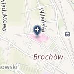 Szpital Specjalistyczny im. A. Falkiewicza we Wrocławiu na mapie