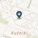 """Centrum Stomatologiczne """"Anadent"""" Anna Wojtyła na mapie"""