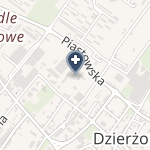 """NZOZ """"Dzierżoniowskie Centrum Medyczne"""" na mapie"""