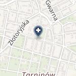 Ośrodek Diagnostyki Onkologicznej na mapie