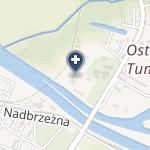 NZOZ Samarytanin Cichych Pracowników Krzyża w Głogowie na mapie