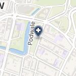 Niepubliczny Zespół Leczniczo-Rehabilitacyjny Centrum Kompleksowej Rehabilitacji na mapie