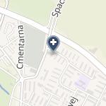 Wojewódzki Szpital dla Nerwowo i Psychicznie Chorych w Lubiążu na mapie